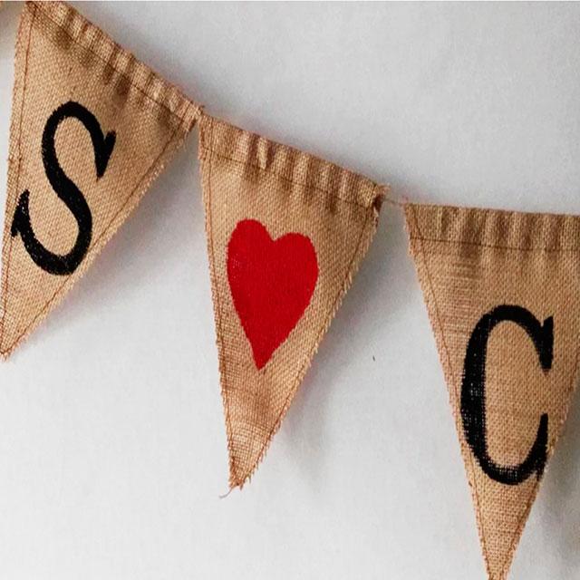banderines personalizados