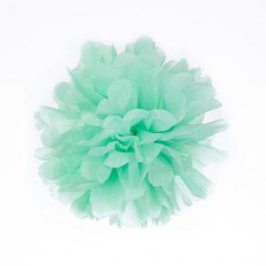Ideales para decorar fiesta en color verde menta