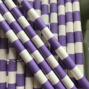 pajitas de papel originales