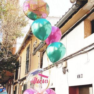 Globos con helio Mallorca