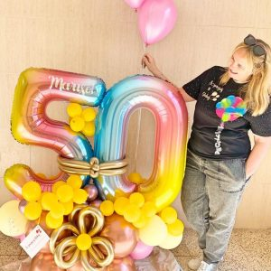 regalos con globos